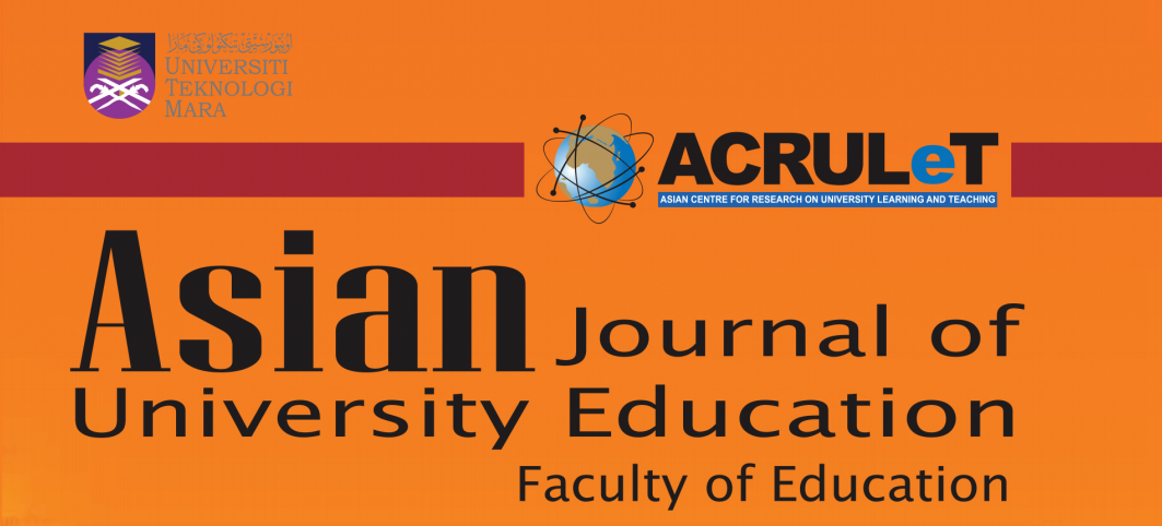 Asian Journal of University Education